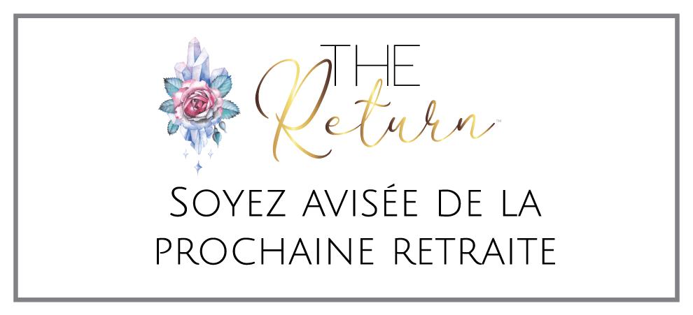 Soyez avisée de la prochaine retraite - TheReturn.ca.